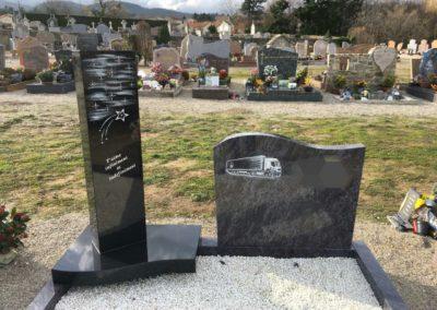 Marbrerie Sarda - création marbrerie funéraire à Yssingeaux