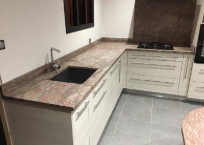 Marbrerie Sarda - Création cuisine marbre à Yssingeaux